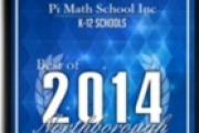 Pi Math School Receives 2014 Best of Northborough Award